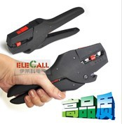 Self-adjusting insulated wire stripper Stripping Tool for 0.08-6mm2 Single strand, multi-strand Lightweight, convenient