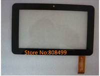 Touch Screen Digitizer For Ployer Momo7 Speed Dual Core,Flat Cable Code :MT70250