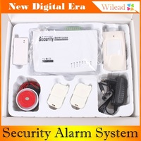 Wireless Smart Home Gsm Security Alarm System for baby Monitor and Security Home 315MHz or 433MHz Available AD0052