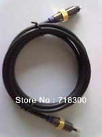 Digital Audio Optical Toslink male to mini male Cable For DVD MD Player 10m 5.0m
