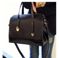New 2013 Women Fashion Bags High Quality Elegant Beautiful Bag Cross Body Red Black Women Handbag With Popular Deaign