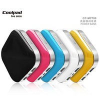 Cool 5950 cp-mp780 7800mah mobile power original charge treasure 1a 2a dual usb