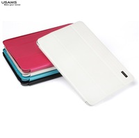 for ipad mini retina case leather stand flip cover with usams starry sky series