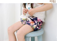 Wholesale--5pcs/lot. summer  Hot sale!! children's clothing girls floral shorts Baby Kids shorts free shipping