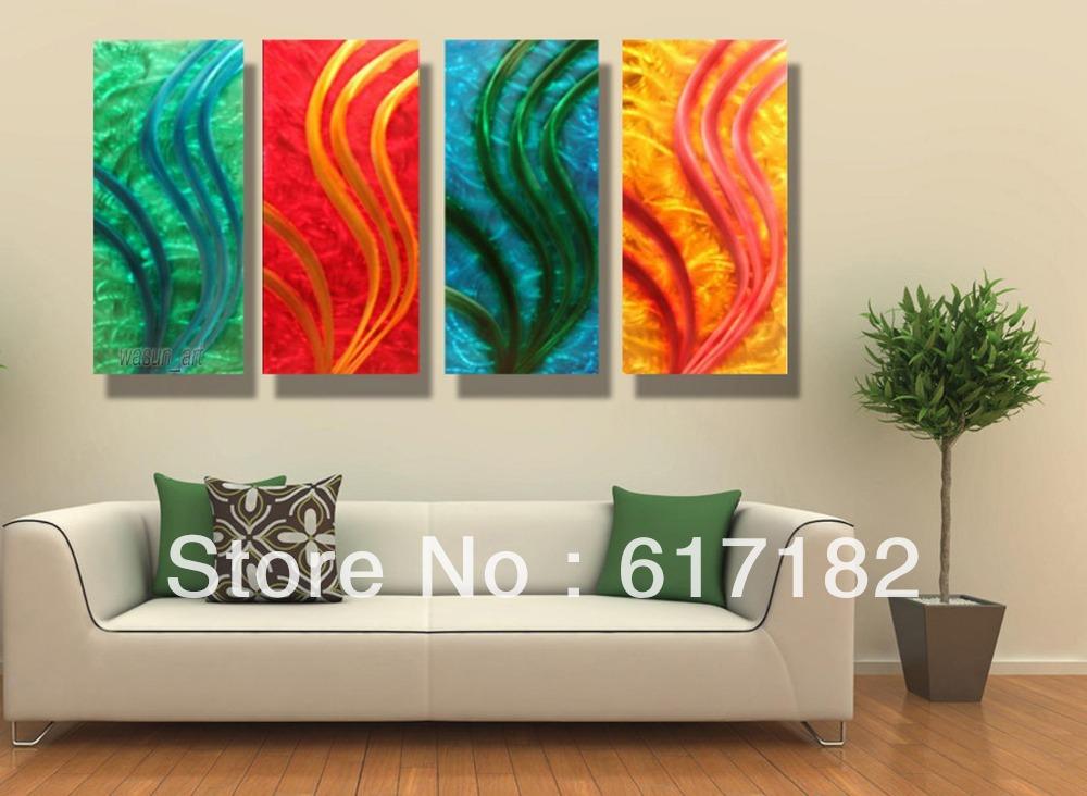 Online kopen wholesale metalen outdoor wand decoraties uit china metalen outdoor wand decoraties - Eigentijdse muur ...
