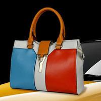 [2 colors] Genuine Leather Women Messenger Bags Women Handbag Women Bag New 2014 Hot Sale Women Leather Handbag 1RL050
