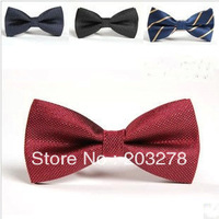 2014 fashion men bow tie Wedding party dress Boutique bowtie