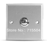 Aluminum alloy door release exit button OP06