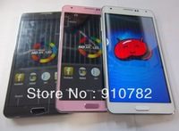 "Note3  gsm MTK6515  2G  1:1  N9000  S-view 1:1 original 5.7"" Note3 note III  3MP 854x480 512m RAM 512M ROM Android 4.3"