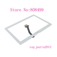 10.1'' Touch Screen Digitizer Glass Lens For Samsung Galaxy Note GT-N8013 white