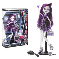 T0016 Original Monster High dolls BBC09 happy time Ghouls Night Out Spectra Vondergeist girls plastic toys gift Freeshipping