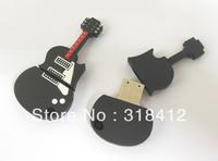 Hot Cartoon Cute Black Guitar Violin Keyboard 2GB 4GB 8GB 16GB 32GB USB 2.0 Flash Memory Stick Drive Thumb/Car/Pen Gift