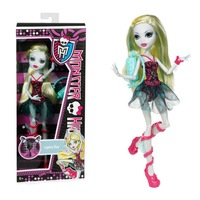 T0026 Original Monster High Dolls Y0430 Dance class series Lagoona Blue Doll Girls Plastic toy gift Free Shipping