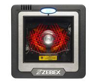 Z-6082 Zebex Compact Dual-Laser Vertical Platform Omnidirectional Barcode Scanner Bar Code Reader