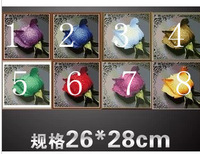 Free shipping DIY diamond painting 8colors cross stitch kit