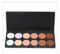 12 colors makeup Camouflage / Concealer Neutral Palette for party makeup/casual makeup/wedding makeup