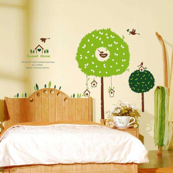 Online kopen wholesale versieren van een boomhut uit china versieren van een boomhut groothandel - Versieren van een muur in ...