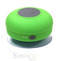 Original Boriyuan Mini Portable Wireless Bluetooth Waterproof Speaker karaoke songs free download for PC MP3 Phones Laptop Green