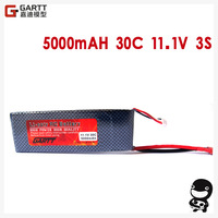 Freeshipping  4PCS/BAG 11.1 V 30C 5000mAH 3S Lipo Li-Po Lipoly Battery  for RC Trex Helicopter & Airplane & Car