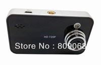 K6000 novatek 1080*720P 2.4 TFT Screen Car DVR Camera Video Recorder free shipping
