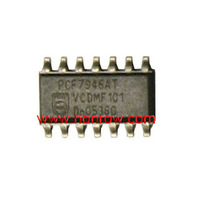 High quality PCF7946 IC transponder chip free shipping by HK Post