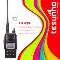 TESUNHO TH-890 wide hunting amateur design tough 5w long range handheld fm radio transceiver