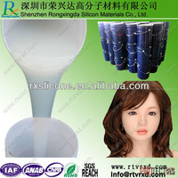 food grade silicone for real doll making,adult toy making,falsies making