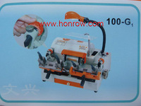 High quality Model 100-G1 WenXing key cutting machine with external cutter two head