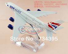 passenger plane model promotion