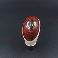 Free shipping New arrival Universal Beige Manual Gear Shift Knob Shifter Lever Knob For 5-Speed Car Auto 12699