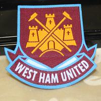 West Ham United  football club patch   badges  3pcs/lot