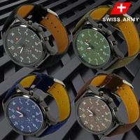 Hot Sale 4colours Wholesale Brand New white Wristwatch Fashion Luxury Quartz Leather Swiss sport men Watch