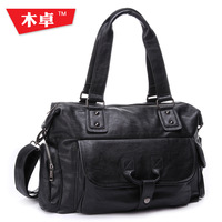 2013 male horn handbag casual bag man bag shoulder bag cross-body bag travel