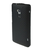Carbon Fiber Case Leather Case  Flip Cover Case Mobile Phone Case  For HTC One Max T6 free shipping