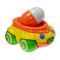 8652 Jericho car educational baby toys 0-1 year old baby toys creepiness toys