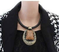 Top Quality Statement Fashion vintage necklacePendants Necklaces Fashion 2013 women