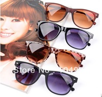 Free Shipping!2014 HOT SALE Adulet SUNGLASSES CANDY COLOR VINTAGE Sport sunglasses MULTI-COLORS FRAME