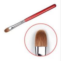 Pupa single cosmetic brush w series combination rarr . quality mink eye shadow brush 6ew