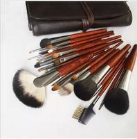 24 sable pupa cosmetic brush set brush set cosmetic tools make-up brush full set brush