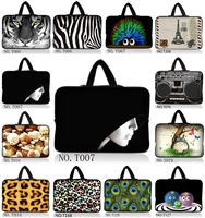 "Many Designs 12"" Neoprene Laptop Bag Case Cover Pouch +Hide Handle For 11.6"" Alienware M11x  For  HP Thinkpad  Acer Sony ASUS"