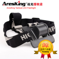 Free shipping Professional headlights with caplights elastic strap miner's lamp head belt headlights