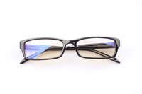 Non-mainstream radiation-resistant plain mirror pc mirror general plain glass spectacles style 2221