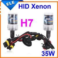 12V 35W HID Xenon Car Head Light Bulb Lamp H7 H8 H9 H10 H11 3000K 4300K warm white 5000K white 6000K cold white 8000K 12000K