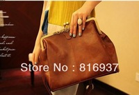 Spring 2014 Hot-selling women's handbag Fashion bags  leather one Shoulder cross-body handbag