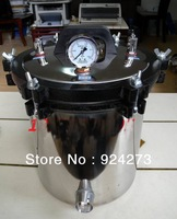 2014 Medical pressure sterilizer xfs-280a stainless steel portable pressure steam sterilizer autoclave
