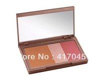 dhl tnt Shipping Brand Makeup Blush 144pcs New Makeup NK Flushed Bronzer / Highlighter / Blush 14g free shipping