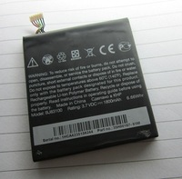 Phone Battery for_HTC ONE X S720E Battery BJ83100 1800mAh