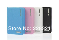 Hot 100pcs 12000mAh USB  Battery charger Power Bank for iPhone iPad Samsung HTC usb cable + 4 connectors retail box