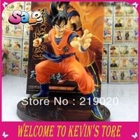 New year PVC Anime Cartoon dragon ball figure dragon ball z toys Monkey King Goku animal action figure  / Free shipping
