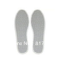 Free shipping Pair nano tourmaline self-heating magnetic therapy insole warm shoes pad bio magnetic